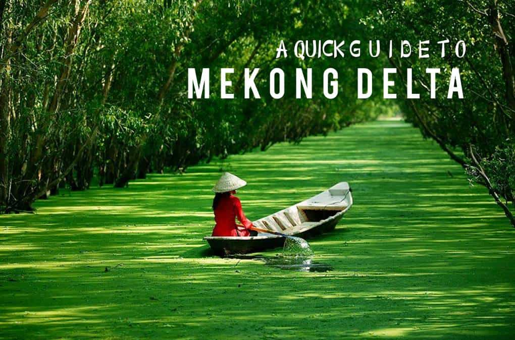 A Quick Guide to Mekong Delta