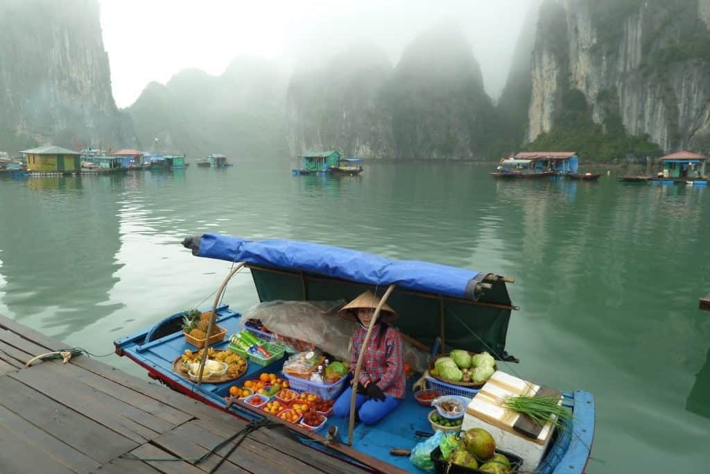Ha Long Bay Fruit Delights