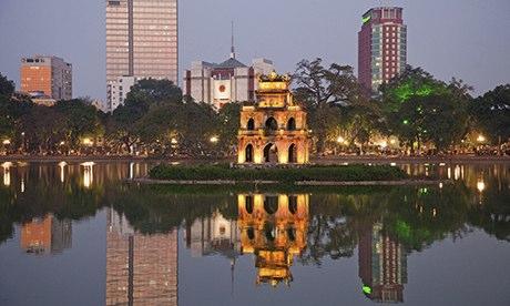 Hanoi The Lake