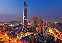 Ho Chi Minh City Nightscape