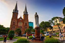 Famous Churches in Ho Chi Minh City
