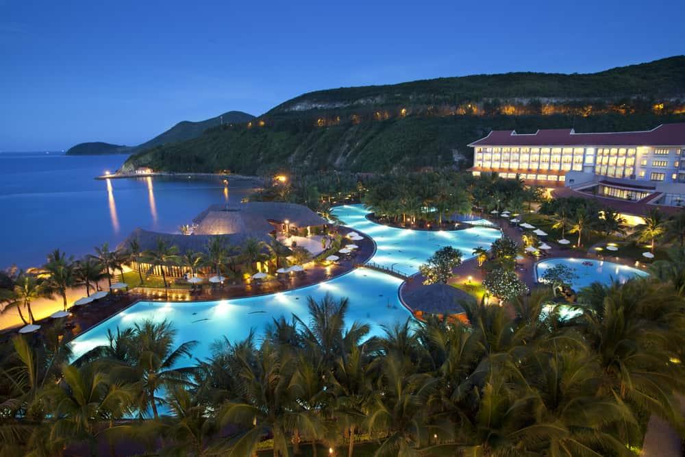 Nha Trang Vinpearl Resort Food and Travel Vietnam
