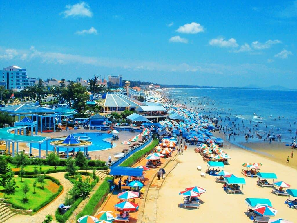 VungTau Beach Vietnam
