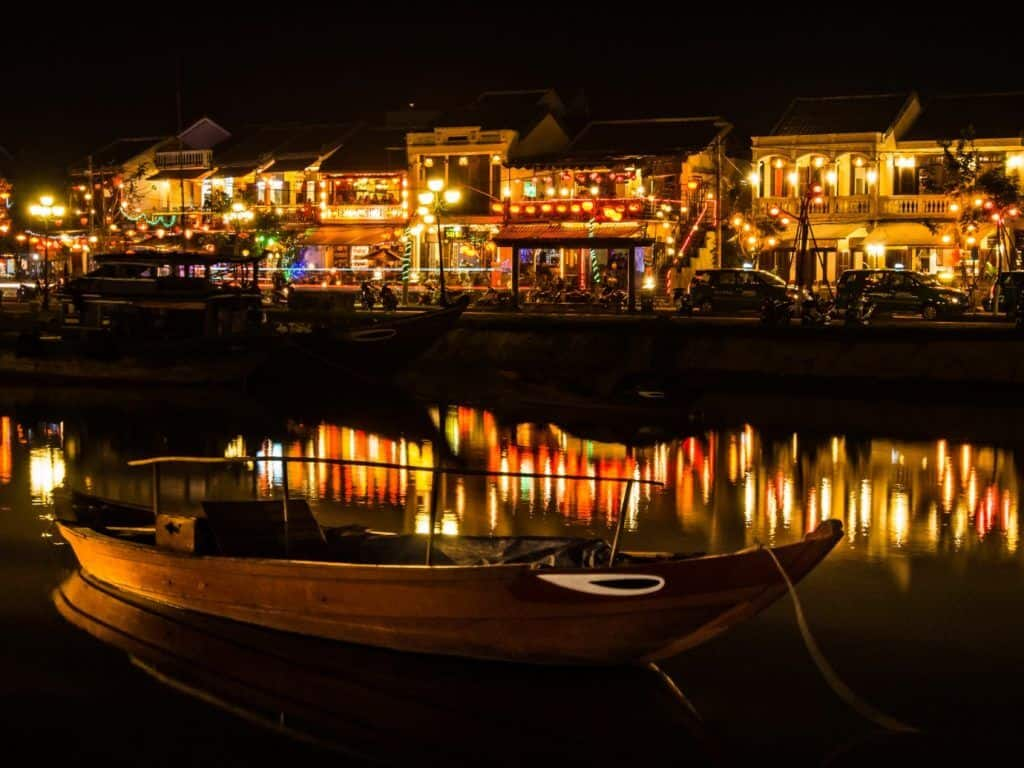 Hoi An Nightscape