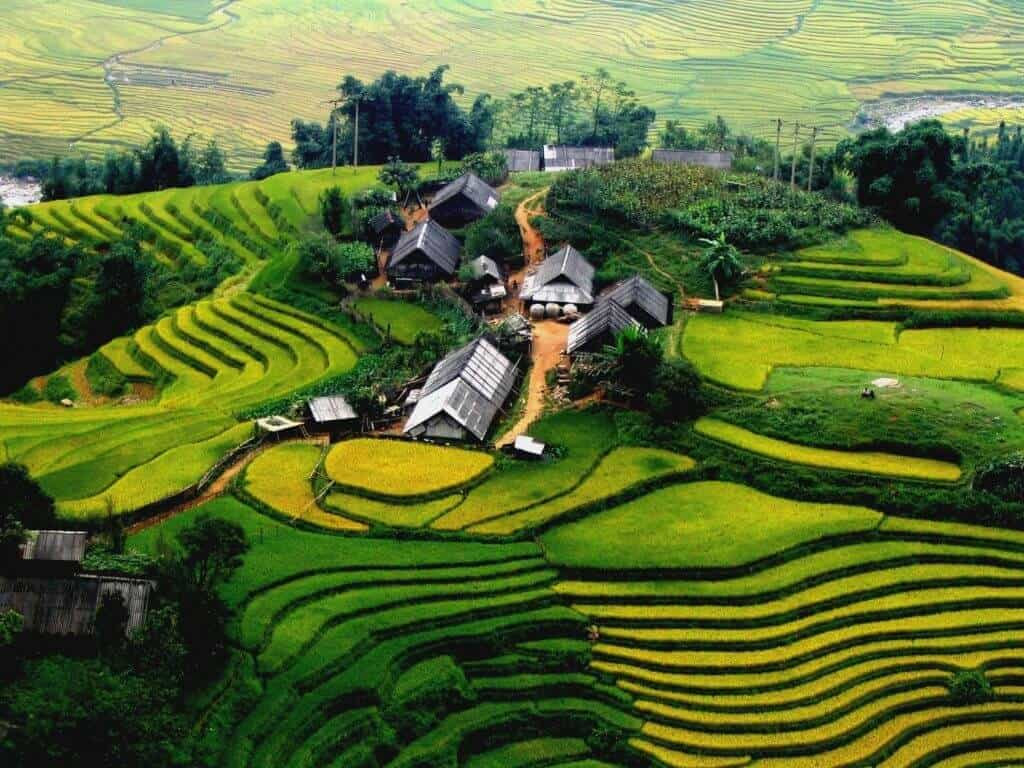 Sapa and Rice Terraces