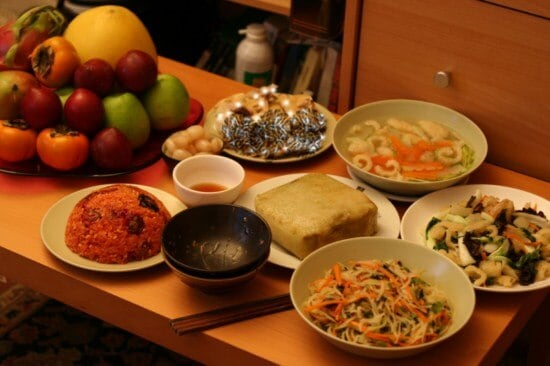 Special Tet Foods