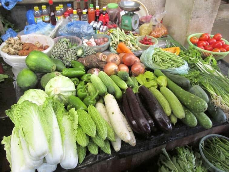 Vietnamese Vegetables