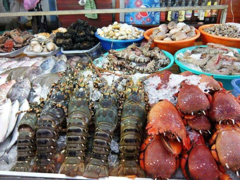 Экспорт вьетнамских морепродуктов в Китай столкнется с более строгими требованиями