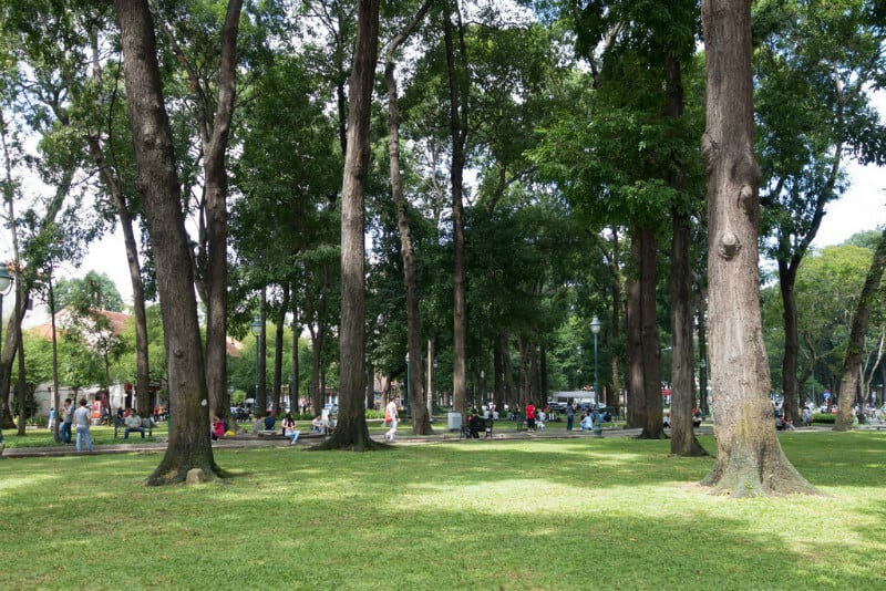 The 30/4 Park - Best Parks in Ho Chi Minh City