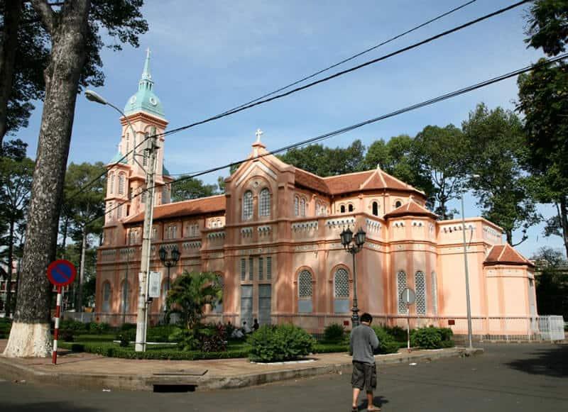 Cho Quan Church Ho Chi Minh City