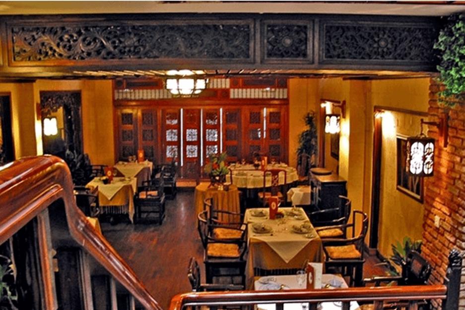 Mandarine Restaurant Ho Chi Minh City
