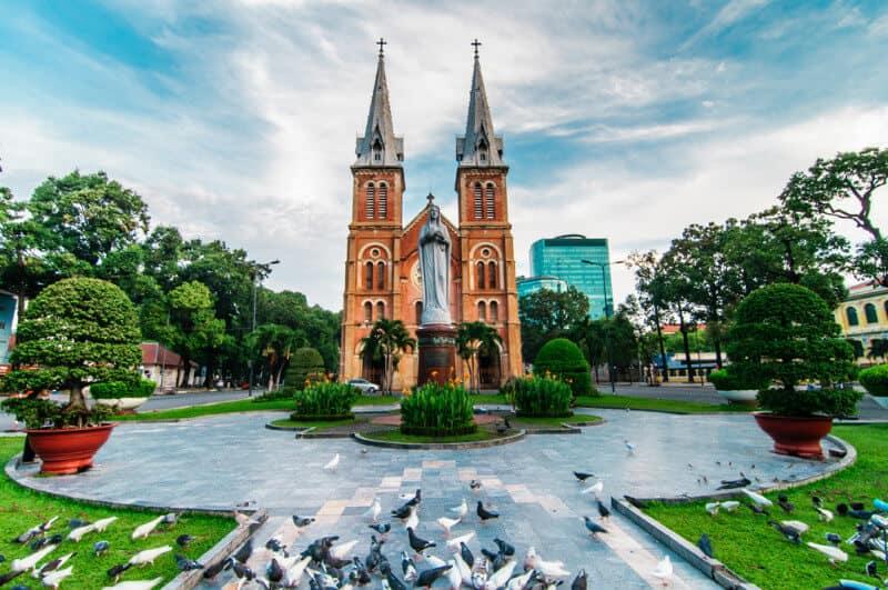 Ho Chi Minh Travel Blog
