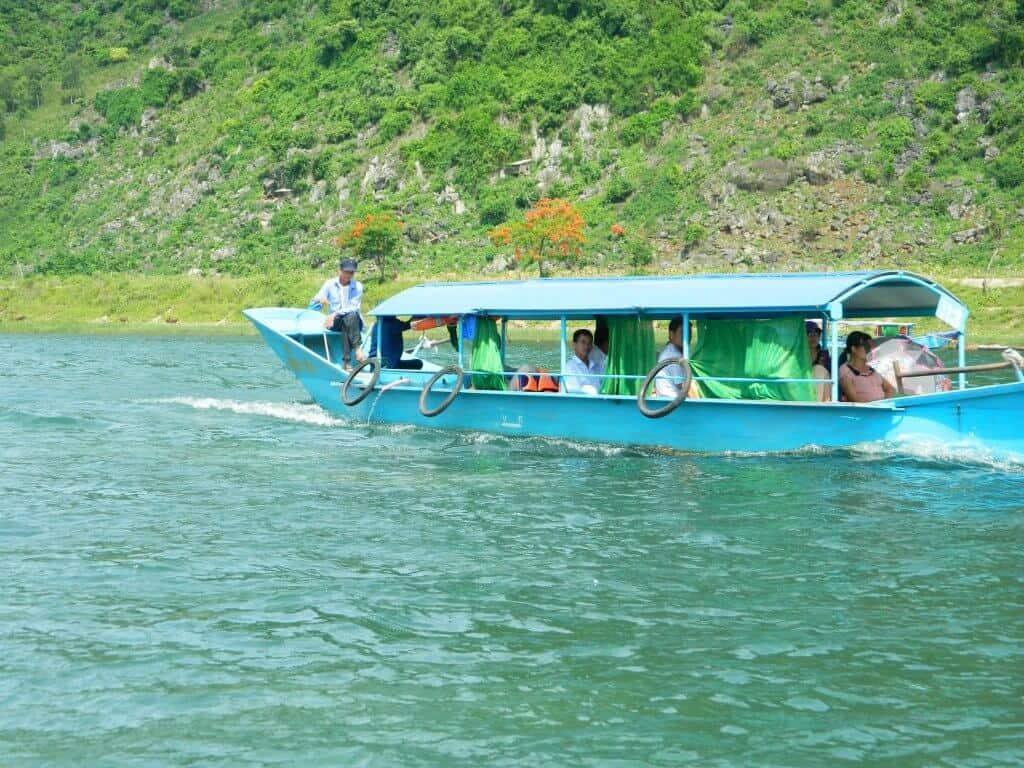 Phong Nha Cave river Boat