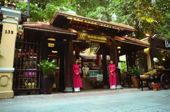Quan An Ngon Restaurant Ho Chi Minh City