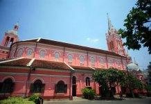 Tan Dinh Church Ho Chi Minh City
