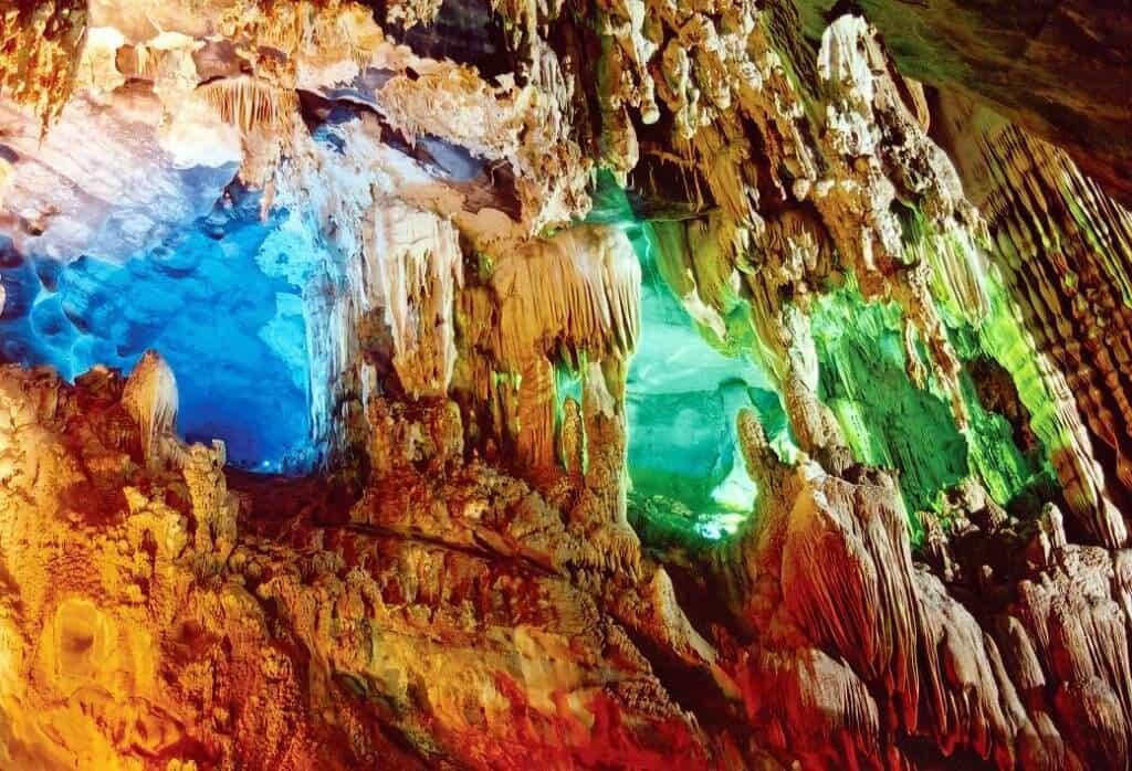 Phong Nha Cave Interior