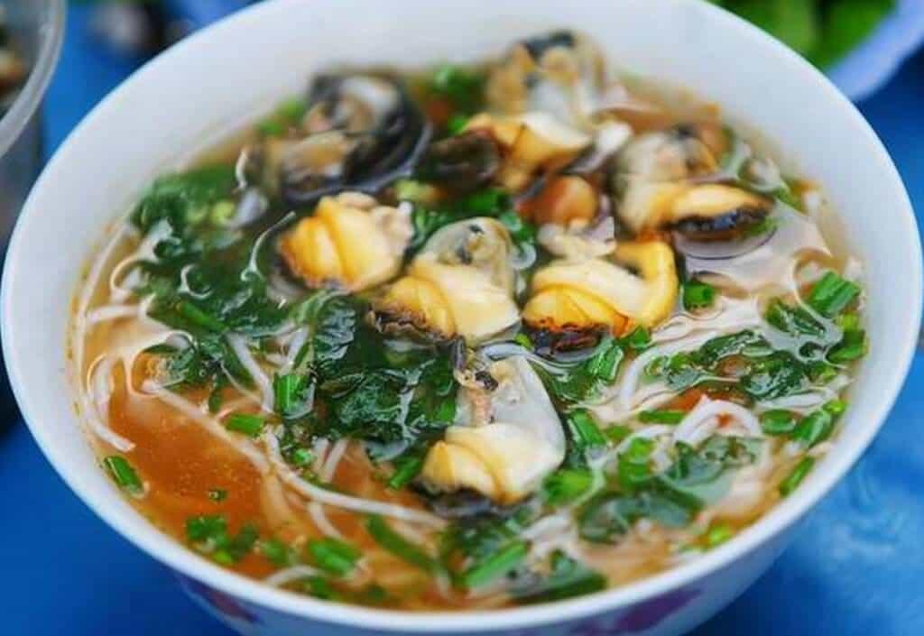 Bun Oc Snail Rice Noodles
