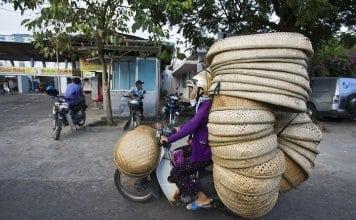 Motorbike Transportation Vietnam