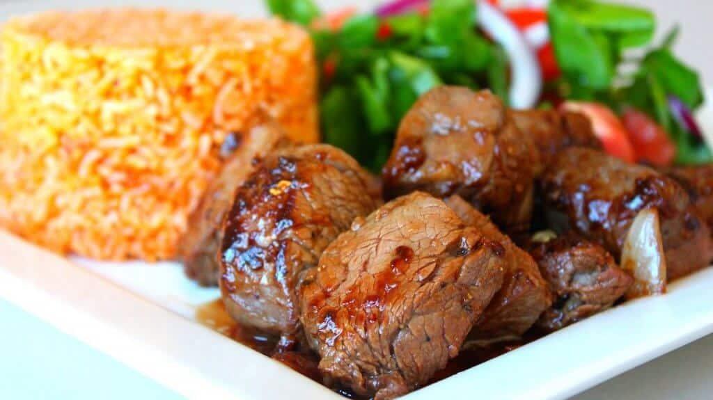 Bo Luc Luc Vietnamese Shaking Beef
