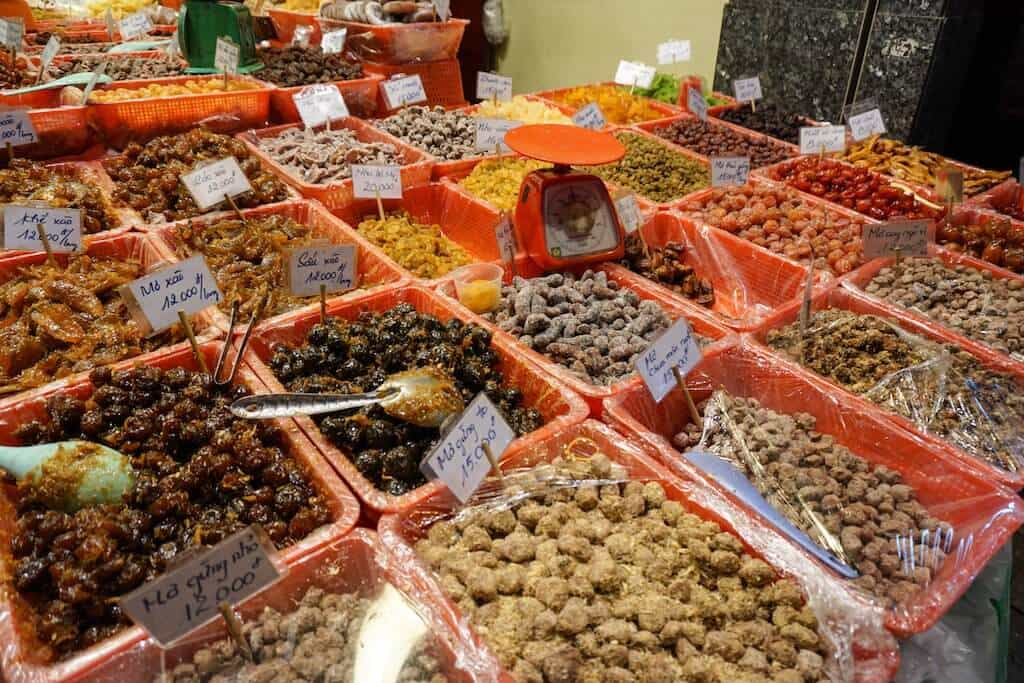 Hanoi Dried Fruits
