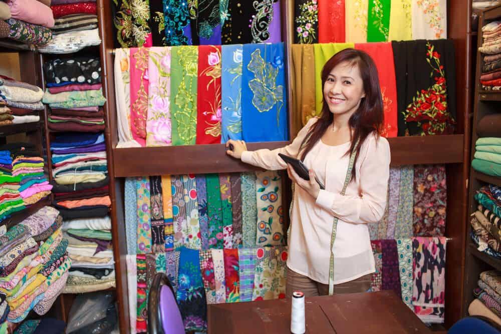 Hanoi Silk Street