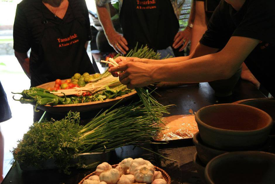 Laos Cooking Classes