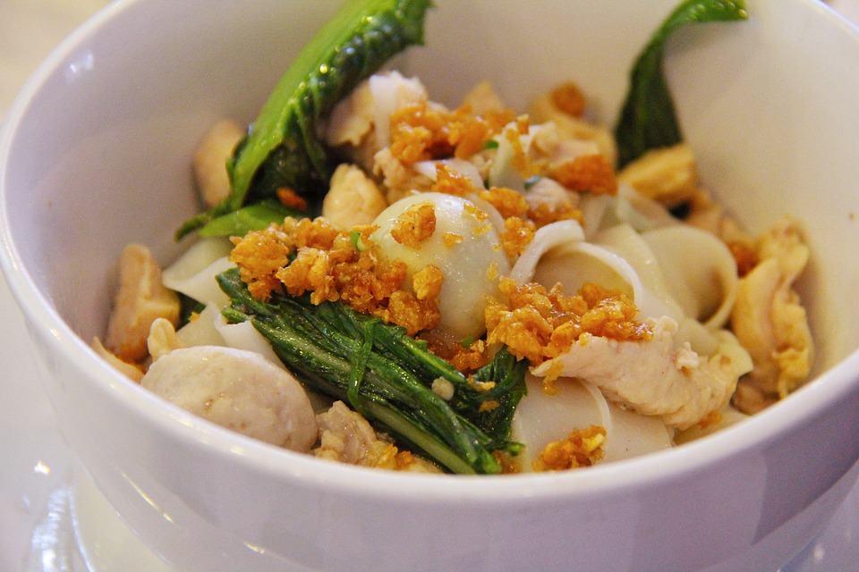 Myanmar Food Noodles