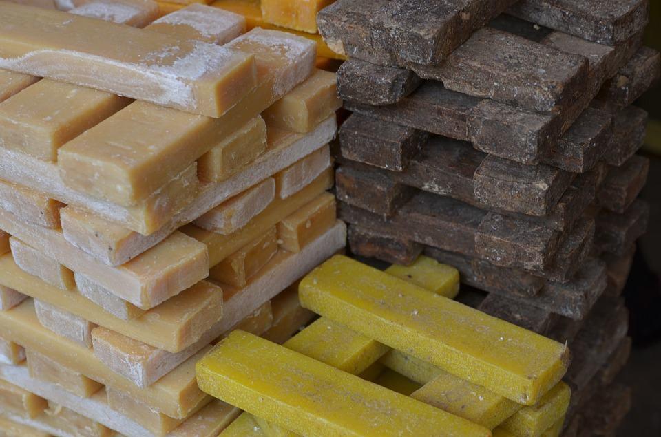 Soap in Myanmar Market