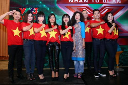 Vietnam Flag T-Shirt Celebration
