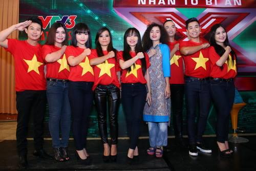 Vietnam Flag T-Shirt Celebration