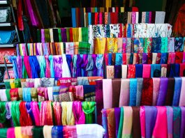 Vietnamese Silk