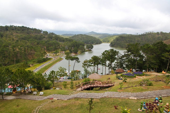 8 Tourist Attractions in Da Lat