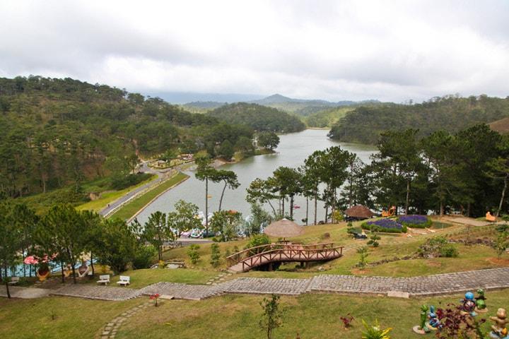 8 Tourist Attractions in Da Lat