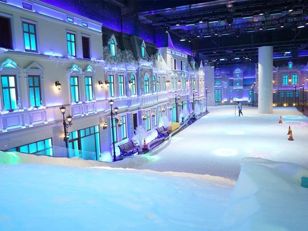 Saigon Snowland