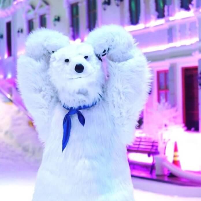 Polar Bear Saigon Snow Town
