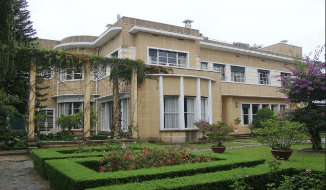 Da Lat Bao Dai's Summer Palace