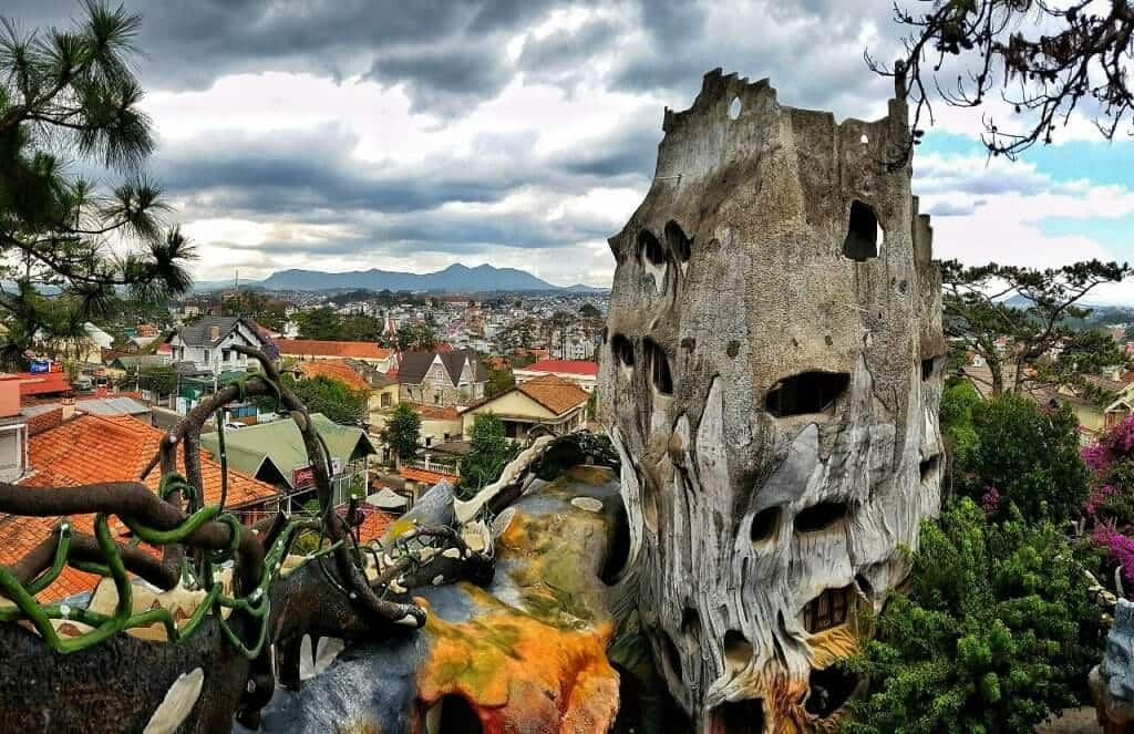 Da Lat Crazy House