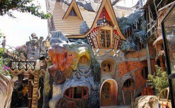 Da Lat Crazy House