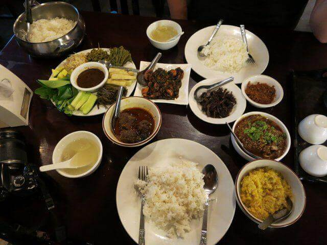 ten of the best foods in myanmar