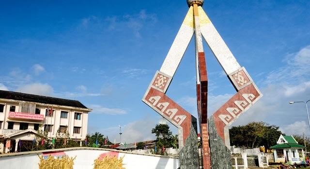 Houa Phan Province Laos