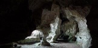 Pathet Lao Caves