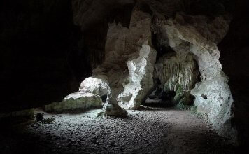 Pathet Lao Caves