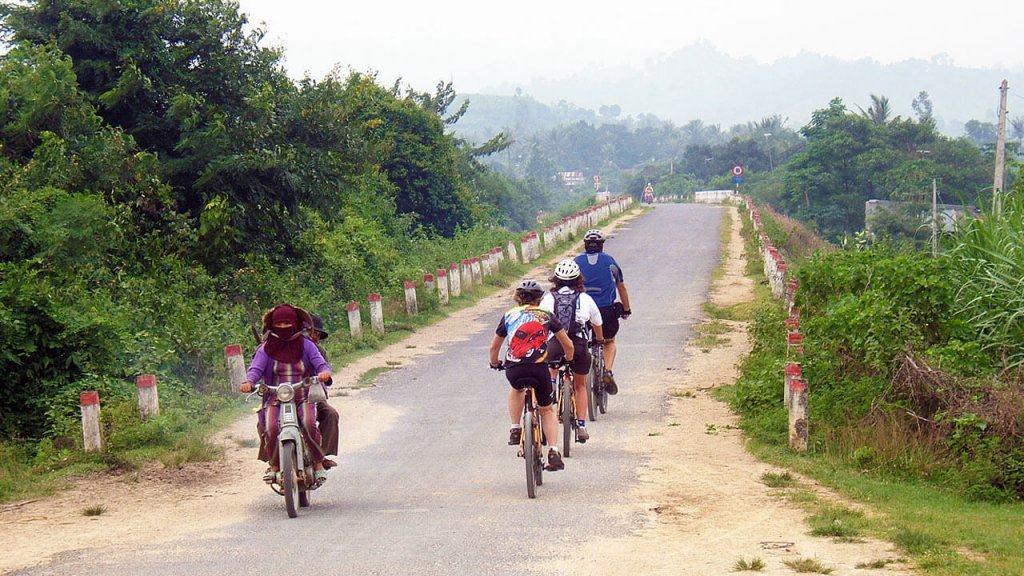 Bicycling Vietnam
