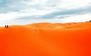 Red Sand Dunes Mui Ne