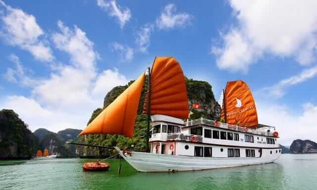 Halong Bay Food and Travel Vietnam