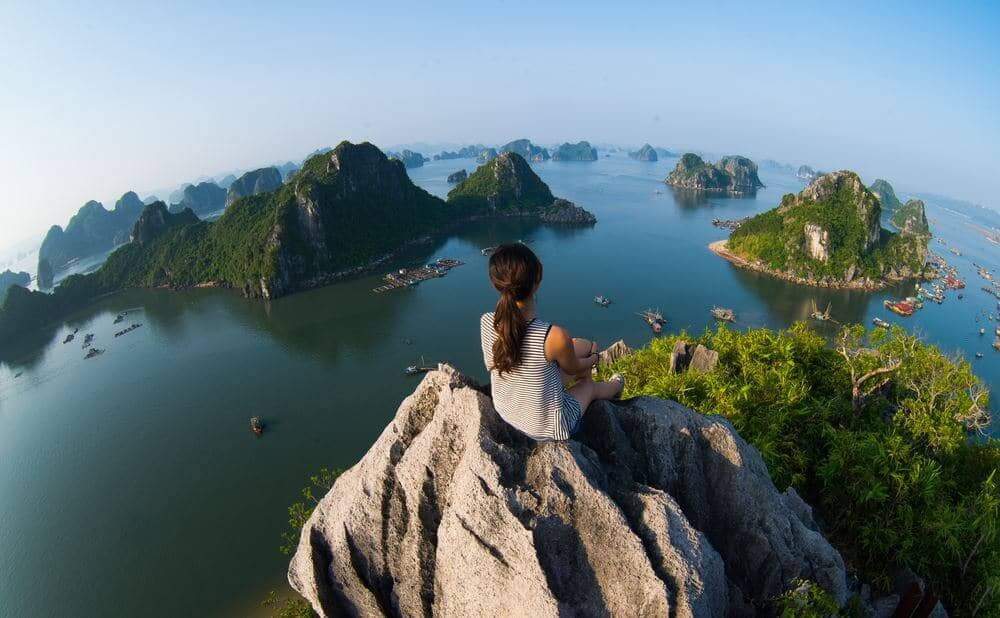 Halong bay Vietnam-planning a trip to Vietnam