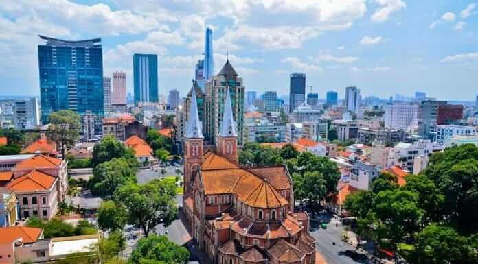 The best time to visit Ho Chi Minh city- April 30- May 2