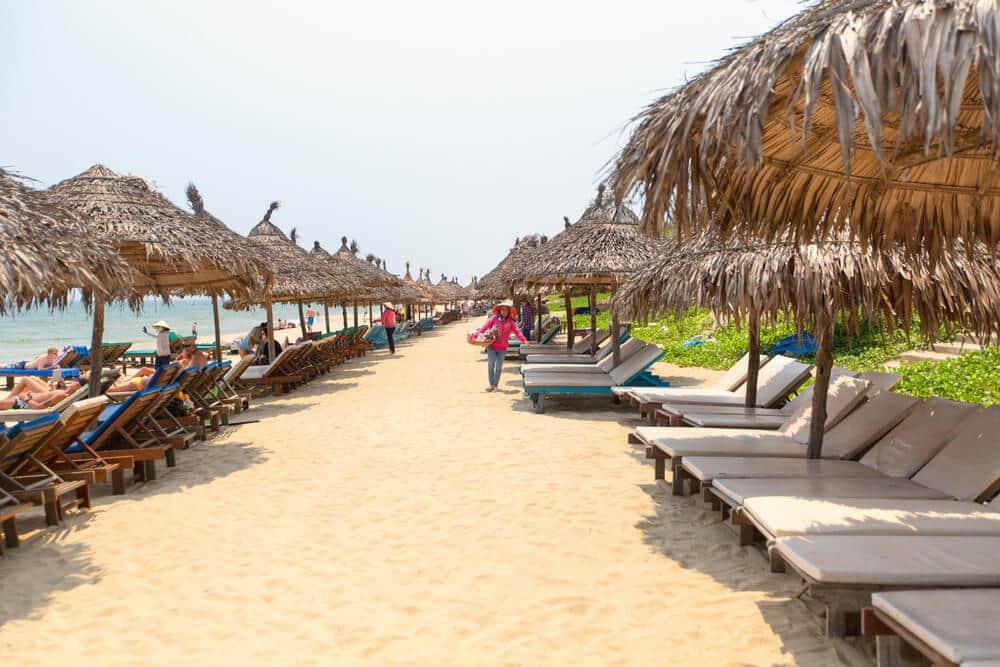 Cua Dai Beach Hoi An weather