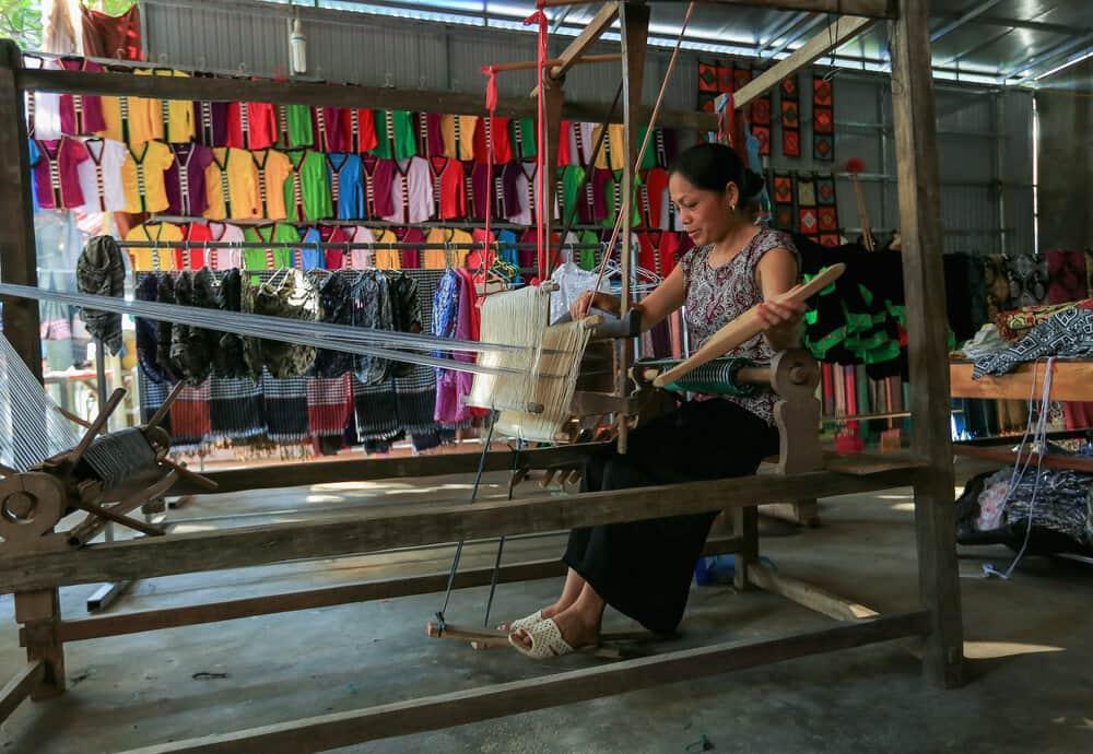 Exploring Northwest Vietnam, Hoa Binh