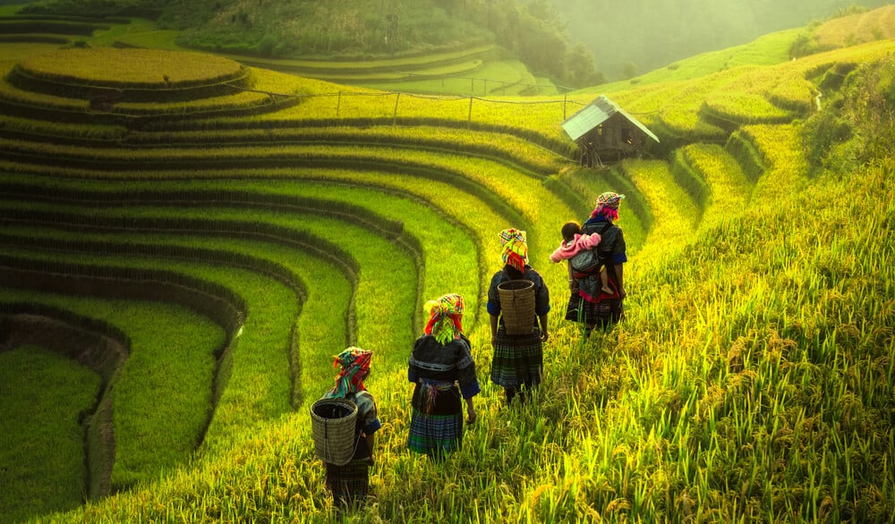 Exploring Northwest Vietnam-best places to visit in Vietnam